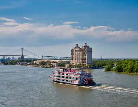 Riverboat by Westin Hotel and Savannah Convention Center Publikacyjne