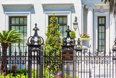 Armstrong House in Savannah