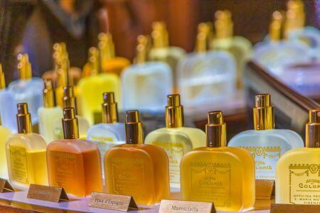 Perfumes of Santa Maria Novella