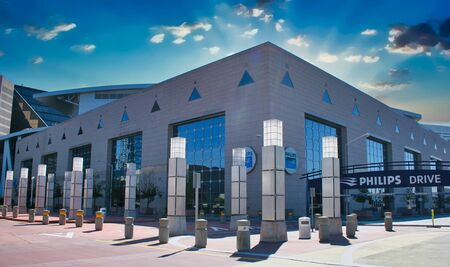 Philips Arena in Atlanta Publikacyjne