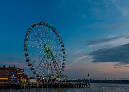 The Great Wheel on Pier