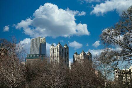 Atlanta in Winter