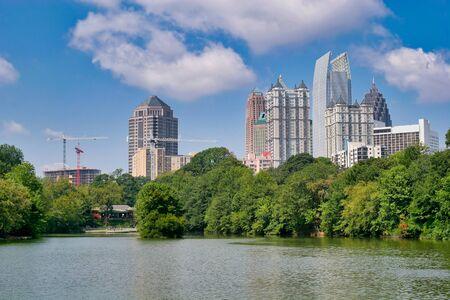 Atlanta Past Lake