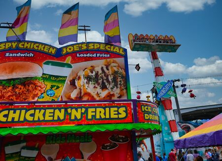 Chicken N Fries at Carnival