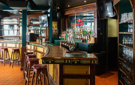 Irish Bar in Quebec City