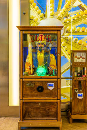 Zoltar Speaks Machine 新聞圖片