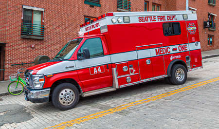 Seattle Medic One Editorial
