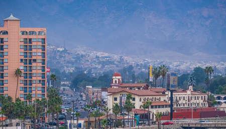 Ensenada Hotels Against Mountains Editöryel