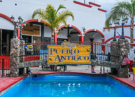 Pool at Paza Pueblo Antiguo