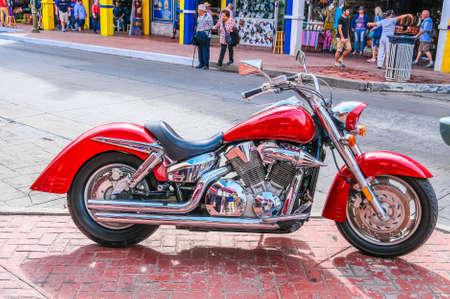 Custom Honda Motorcycle Editöryel