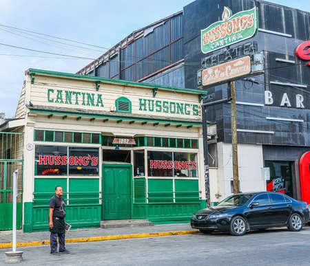 Cantina Hussongs in Ensenada