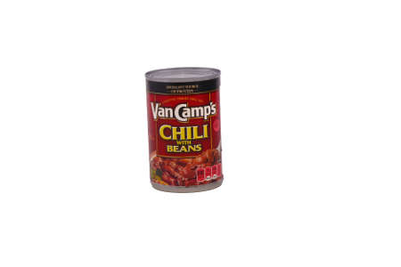 Van Camps Chili with Beans