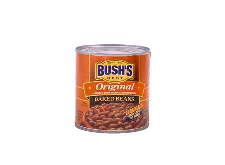 Bushs Original Baked Beans Archivio Fotografico
