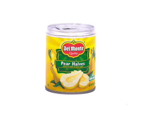 Can of Pear Halves