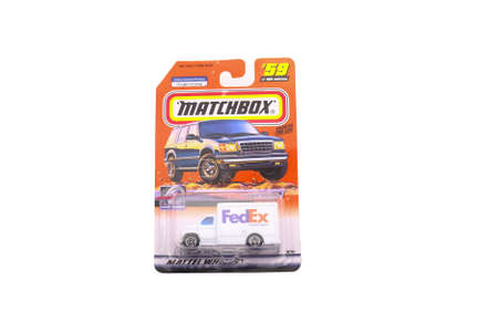 Matchbox Toy FedEx Truck
