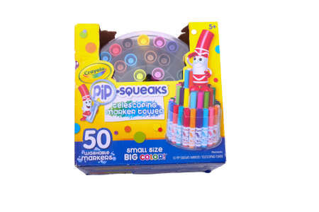 Pip Squeaks Marker Tower