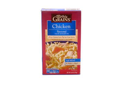 Chicken Flavored Rice