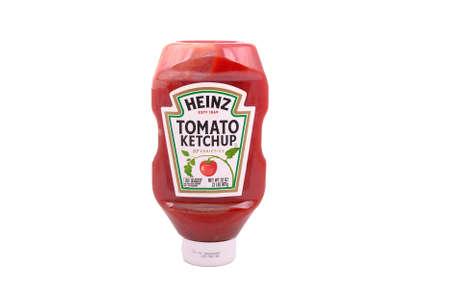 Heinz Tomato Ketchup Редакционное