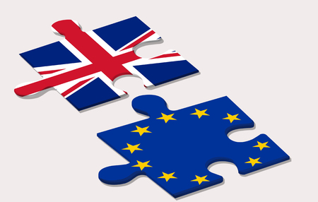 two piece: two piece of puzzle and eu referendum in united kingdom