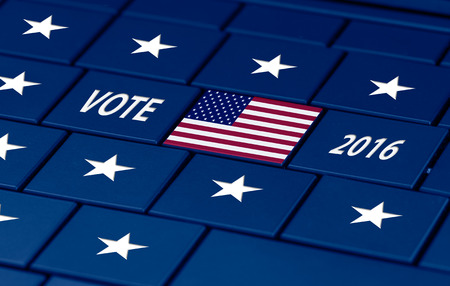 elections: american elections Stock Photo