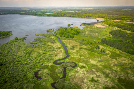 Trebon region stands out for its extraordinary variety of habitats. The most valuable biotopes of the Trebon region include the so-called transitional peat bogs, forests and many ponds and lakes.