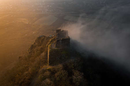 Kostalov is a ruin of a donjon type castle from the 14th century about 2 km north of Trebenice. The castle is mainly associated with the Chapel of Sulevice. It was protected as a cultural monumet
