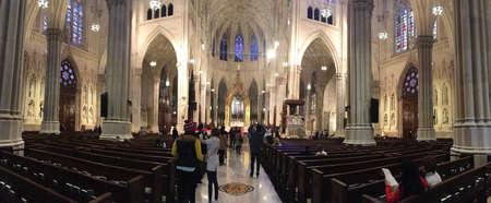 Saint Patricks Cathedral in Manhattan
