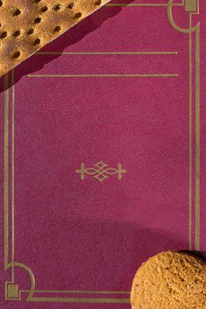 book of recipes Reklamní fotografie