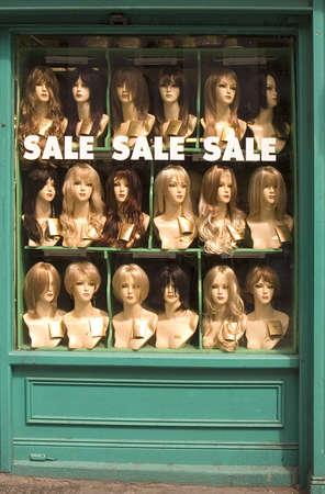 eire: wig shop sale dublin ireland