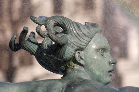 trafalgar: trafalgar square statue