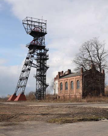 Poland Old Coal Mine