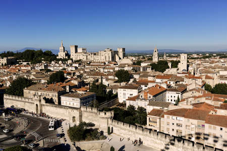 Avignon France Stock Photo