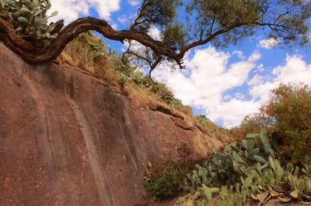 world heritage site: Jordan river bed, Lalibela, Ethiopia, UNESCO World Heritage site