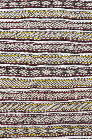 carpet texture: Pattern of a traditional Moroccan Berber carpet.