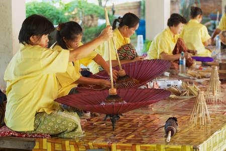 Chiang Mai, Thailand - November 11, 2008: Chiang Mai, Thailand. Sajtókép
