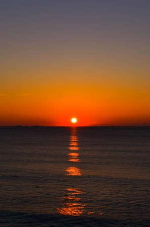 Inspire sunrise Banco de Imagens