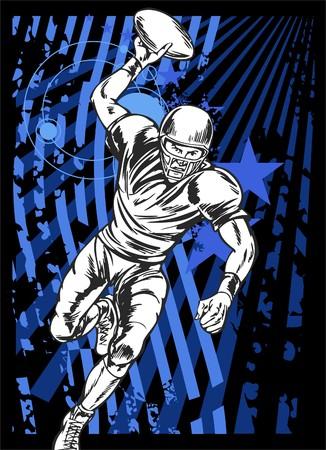 punting: Footballer