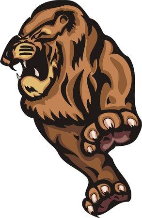 uncontrollable: Important striding quiet tiger. Big cats.