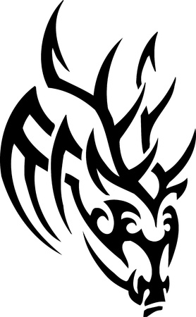Deer design Vector