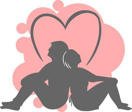 Valentine s Day - vector set
