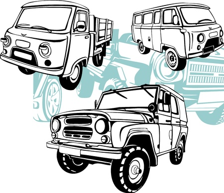 offroad: Off-Road Cars