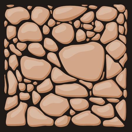 Stone cladding texture set.