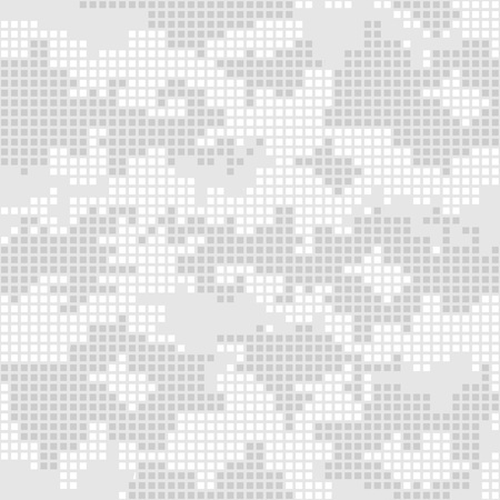 camoflage: Urban camo pixels seamless patterns - vector stock. Illustration