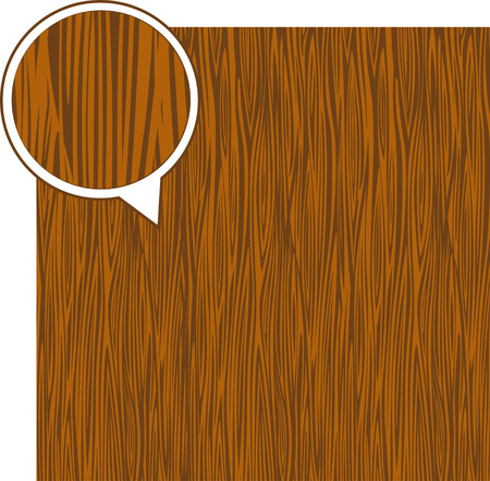 light brown: Wood texture background - light brown. Vector stock.