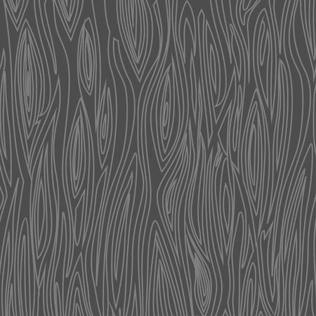 wood planks: Wood texture background - dark gray. Vector stock. Illustration