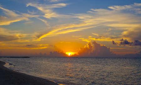 stunning: Stunning Sunset Stock Photo