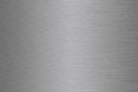 Aluminum, steel, silver, brushed metal Background gradient