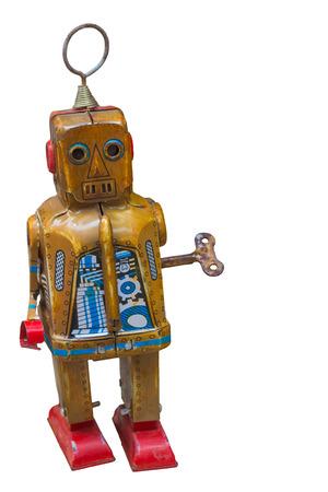 tin: tin robot