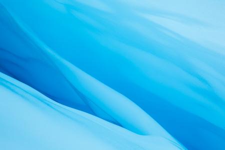 serac: Detail of blue ice deep inside a crevasse on the  Matanuska Glacier in Alaska.