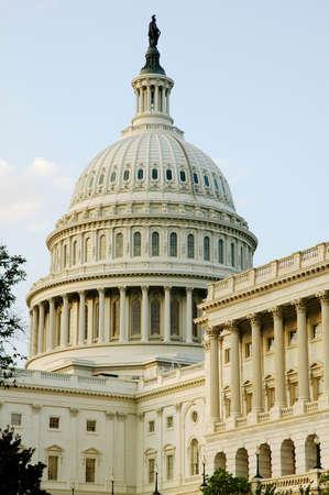 classicism: United States Capitol in Washington, DC